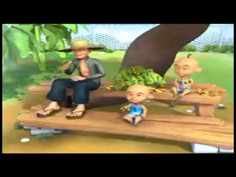 UPIN & IPIN 2011 (Season 5) - Garang ke Sayang? (EPISODE 8) - part 1/3