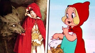 The VERY Messed Up Origins of Little Red Riding Hood   Fables Explained