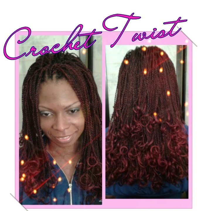 Crochet Senegalese Twist Hair hairstylegalleries.com