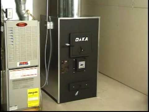 Operating Your Daka Woodburning Furnace Part 4 Of 4