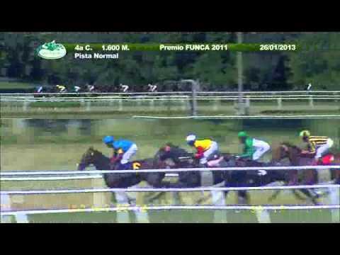 Vidéo de la course PMU PREMIO FUNCA