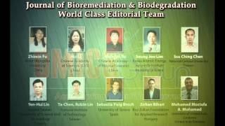 [Bioremediation and Biodegradation Journals]