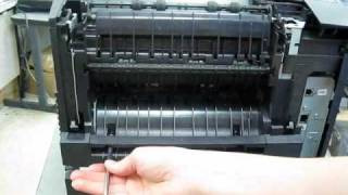 Dell M5200 W5300 Fuser Maintenance Kit Replacement