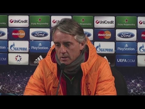 Galatasaray boss Roberto Mancini hoping to make life tough for Juventus