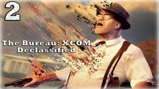The Bureau: XCOM Declassified. Серия 2 - Давай взорвем их!