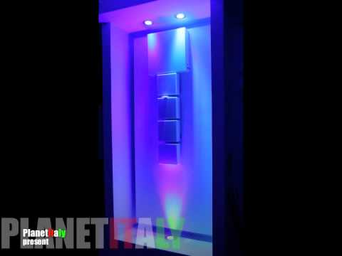 Faretto led rgb 15 watt cromoterapia illuminazione led rgb - Doccia led cromoterapia ...