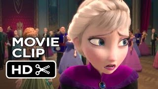 Frozen Official Clip Party Is Over (2013) Disney