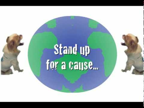 Save Planet Earth NOW- NEW Miley Cyrus Wake Up America Song - Boutique Fancy Fluff's BFF Earth - Day