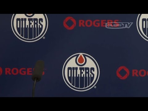 ARCHIVE: Ryan Smyth Retirement News Conference
