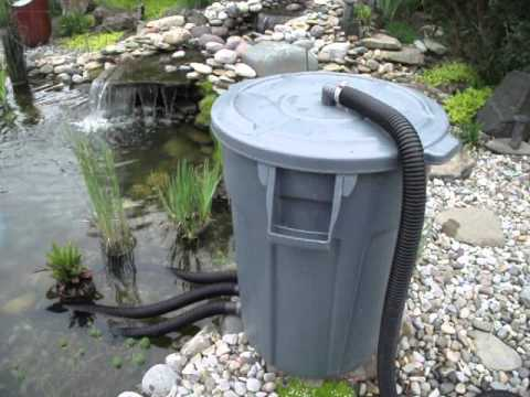 Pond Vac Home Made Youtube