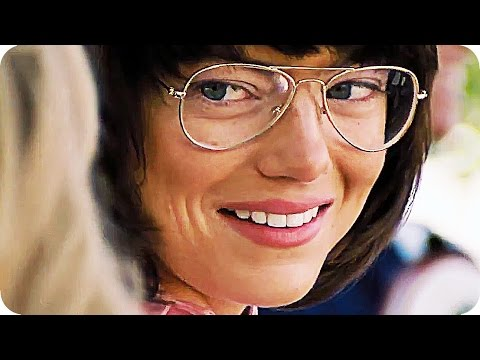 BATTLE OF THE SEXES Trailer (2017) Emma Stone, Steve Carell Tennis Movie