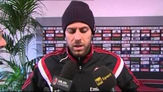 """Menez: """"Il Milan rialzerà la testa""""   AC Milan Official"""