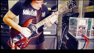 AC/DC's For Those About To Rock, The Schaffer Replica™ Series (SoloDallas cover) view on youtube.com tube online.