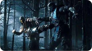 Wiz Khalifa Can't Be Stopped (Mortal Kombat X Trailer