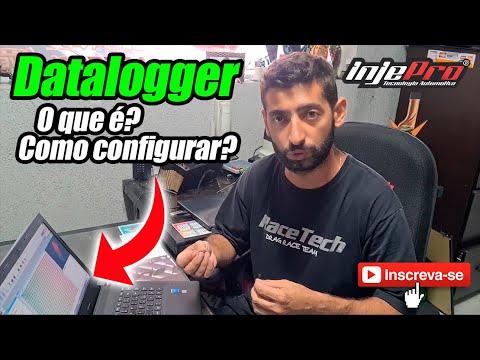 Datalogger - O Que É e Como Configurar? - INJEPRO