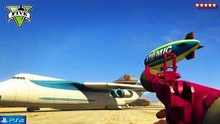 GTA 5 RARE NEXT GEN Vehicles GTA 5 Online Cargo Plane