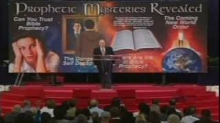 Part 1 New World Order Economy Pastor John Hagee