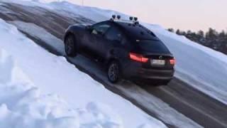 Wintertest BMW X5 M und BMW X6 M videos