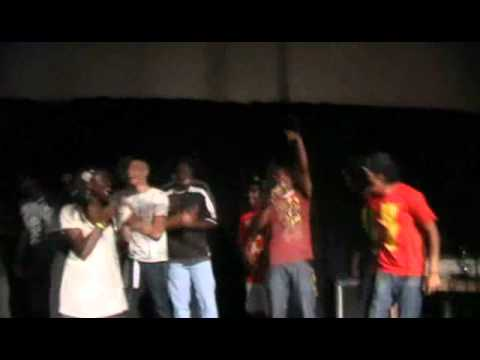 Loren Lott Justin Bieber Remake LIVE with real black kids (Haiti) lol