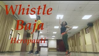 Whistle Baja Bollywood Dance Fitness Zumba