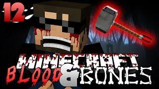 Minecraft FTB Blood And Bones 12 THOR'S HAMMER
