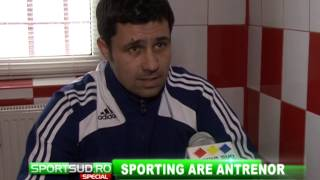 Sporting are antrenor