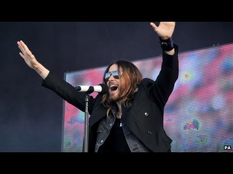 30 Seconds To Mars - Do Or Die (Download Festival 2013) [HD]