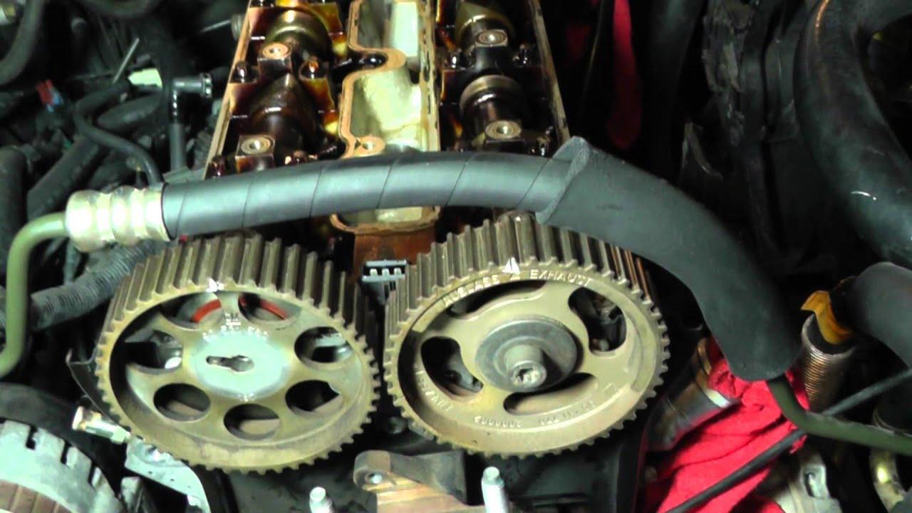 Suzuki Forenza Head Removal