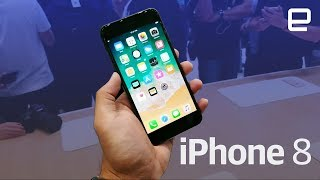 iPhone 8 and 8 Plus hands-on live from Apple Event 2017