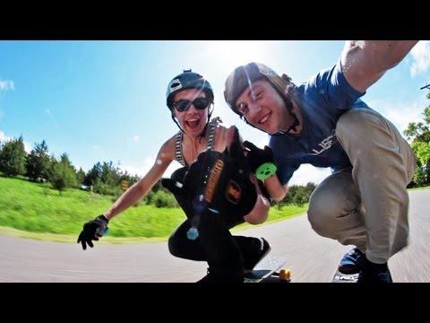 Minnesota Downhill Longboard Madness