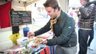 M is for Mexico - London World of Food A to Z