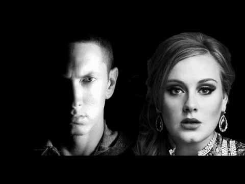 Eminem ft. Adele - Someone like you REMIX! *NEW 2012*