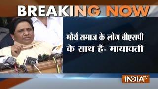 UP Assembly Election: Gaya Charan Dinkar replaces Swami Prasad Maurya