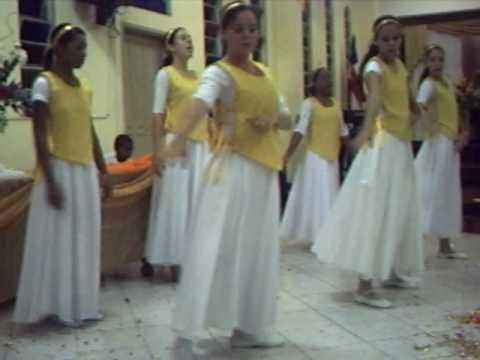 Coreografia-Glória da segunda casa