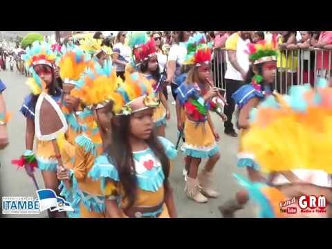 Desfile Cívico de 7 de Setembro em Itambé