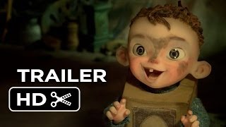 The Boxtrolls Official Teaser Trailer #2 (2014) Stop