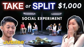 Will 6 College Students Agree to Split $1000?