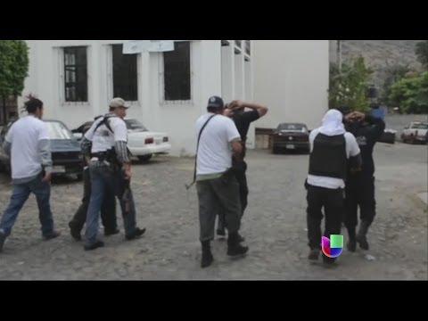 Enfrentamientos entre los caballeros templarios y las autodefensas continúan en Michoacán