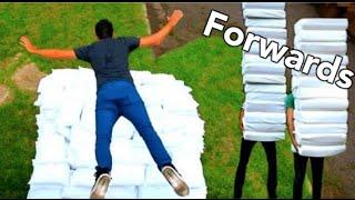 2 Guys 600 Pillows (Forwards) - Rhett & Link (HD)