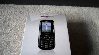 Verizon Wireless LG Cosmos (VN250) Slider Phone