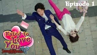 [Recap] Fated To Love You (Korean Drama, 2014) Episode 1