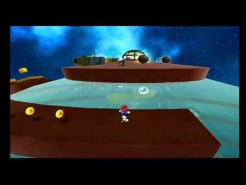 Lets Play Super Mario Galaxy (german) - Part 16: Grner Stern in Sicht