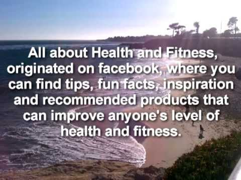 All about Health and Fitness