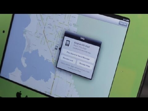 how to find your stolen ipad with serial number