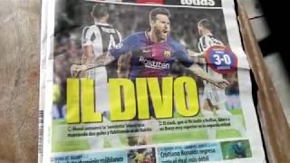 Barcellona-Juve, il day after: la rassegna stampa dei giornali catalani