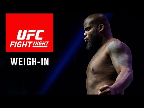 UFC FN 105: Transmisja oficjalnej ceremonii ważenia na żywo w MMAnews od 22:00