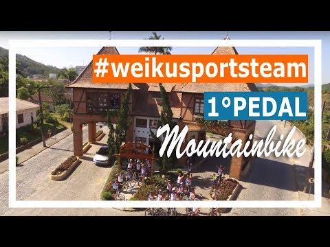 1° PEDAL Mountainbike WEIKUSPORTSTEAM - Pomerode SC