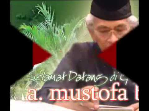 Ceramah gus Mus di acra 7 harine K H  Abdurrahman Chudlori