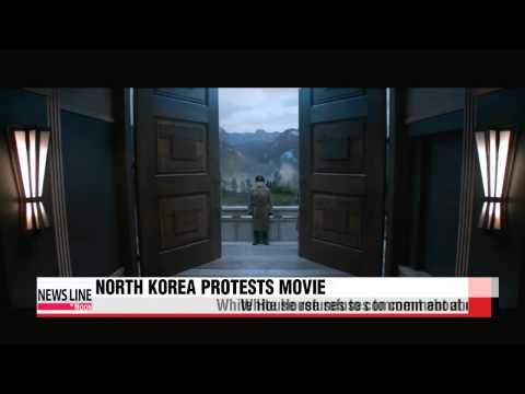 North Korea protests against White House over N. Korean comedy movie