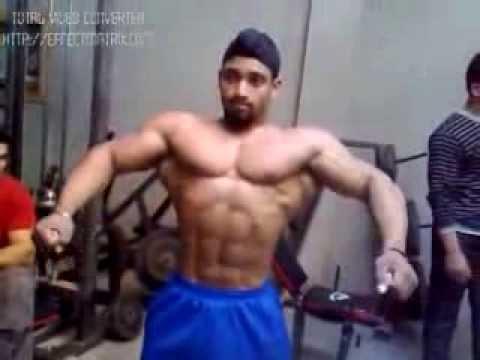 Punjabi Bodybuilder - YouTube
